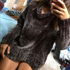 really cute and soft sweater